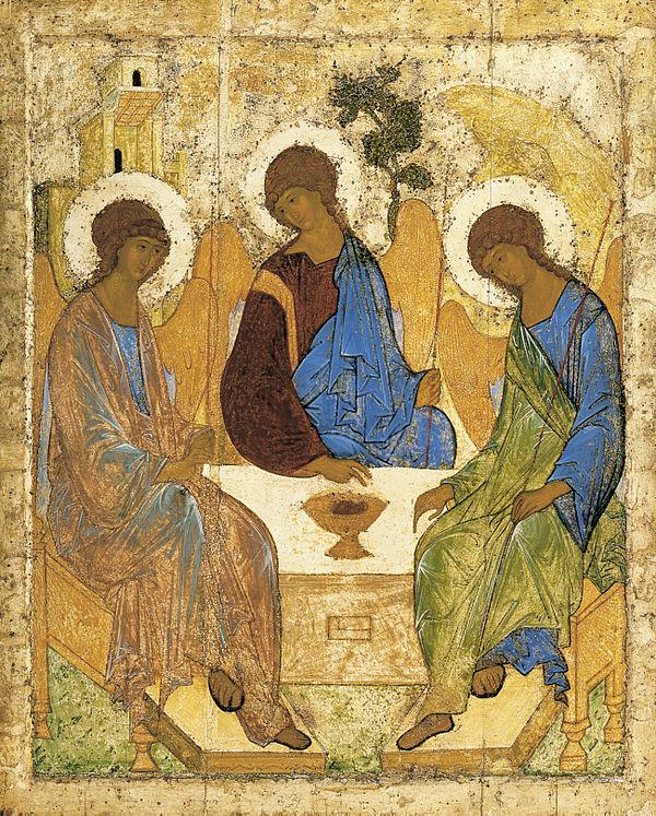 600px-Angelsatmamre-trinity-rublev-1410.jpg